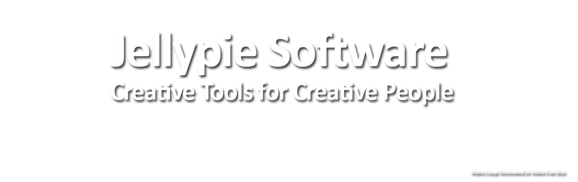 Jellypie Software Background Video Loops and More
