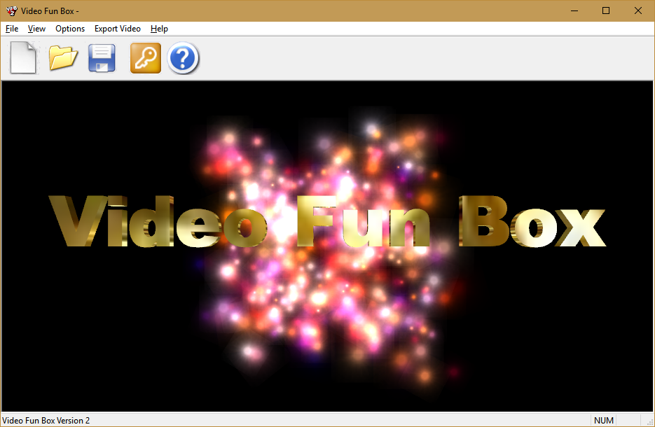 Video Fun Box Screen Shot Make your Own Video Loops