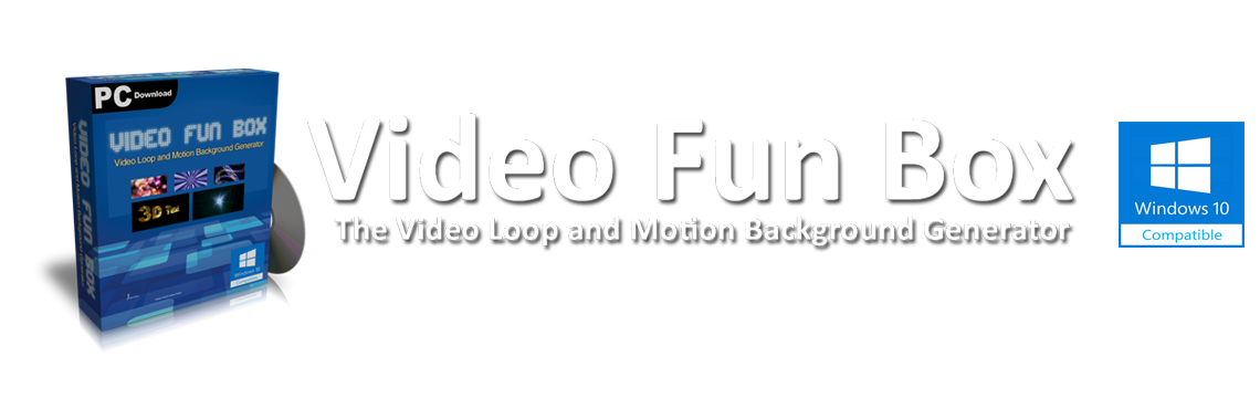 Make your own video loops in Video Fun Box